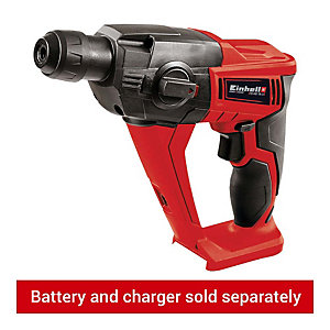 Einhell Power X-Change TE-HD 18 Li 18V SDS+ Cordless Rotary Hammer Drill - Bare