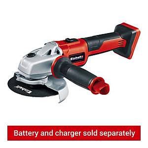 Einhell Power X-Change 18V Axxio Cordless Brushless Angle Grinder - Bare