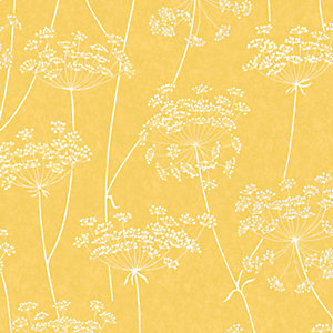 Superfresco Easy Aura Wallpaper Yellow - 10m
