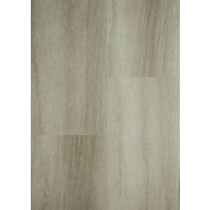 Novocore Beige Stone Rigid Luxury Vinyl Flooring Sample