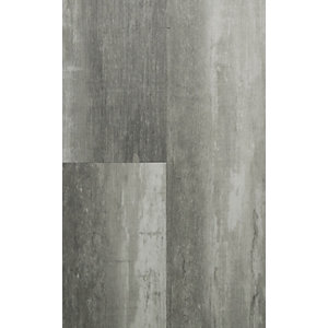 Novocore Vintage Dark Grey Luxury Vinyl Click Flooring Sample