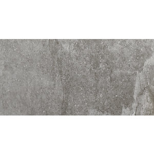 Wickes Manhattan Light Grey Ceramic Wall Tile 250 x 500mm Sample