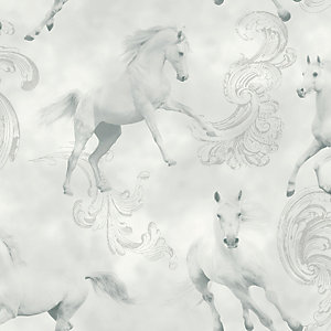 Arthouse Camarillo Grey Wallpaper 10.05m x 53cm