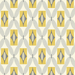 Arthouse Quartz Yellow Wallpaper 10.05m x 53cm