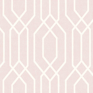 Arthouse New York Geo Pink Wallpaper 10.05m x 53cm