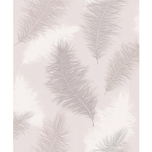 Arthouse Sussurro Blush Wallpaper 10.05m x 53cm