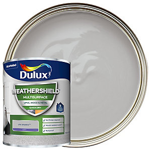 Dulux Weathershield Multi Surface Chic Shadow Paint 750ml