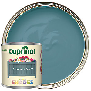 Cuprinol Garden Shades Beaumont Blue - Matt Wood Treatment Tester 125ml