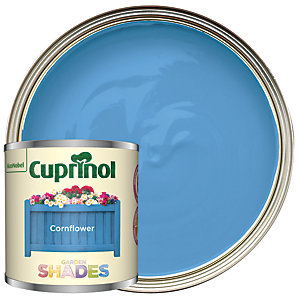 Cuprinol Garden Shades Cornflower - Matt Wood Treatment Tester 125ml