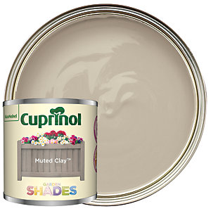 Cuprinol Garden Shades Muted Clay - Matt Wood Treatment Tester 125ml