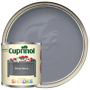 Cuprinol Garden Shades Silver Birch - Matt Wood Treatment Tester 125ml