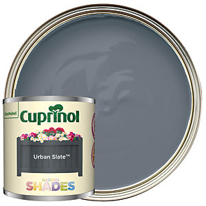 Cuprinol Garden Shades Urban Slate - Matt Wood Treatment Tester 125ml
