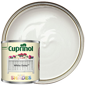 Cuprinol Garden Shades White Daisy - Matt Wood Treatment Tester 125ml