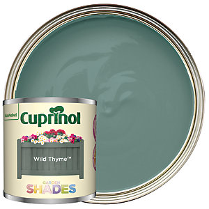 Cuprinol Garden Shades Wild Thyme - Matt Wood Treatment Tester 125ml