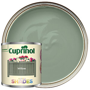 Cuprinol Garden Shades Willow - Matt Wood Treatment Tester 125ml