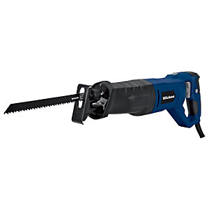 Wickes Varible Speed Corded Reciprocating Saw - 850W