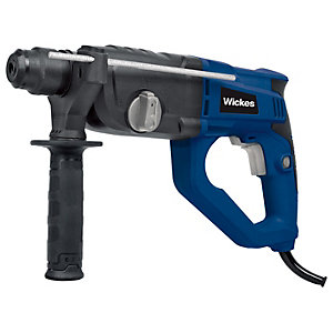 Wickes SDS+ Corded Rotary Hammer Drill - 1050W