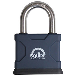Squire ATL52S Stainless Steel Weatherproof 50mm Padlock