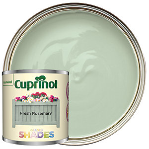 Cuprinol Garden Shades Fresh Rosemary - Matt Wood Treatment Tester 125ml