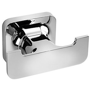 Croydex Flexi Fix Shoreditch Double Robe Hook