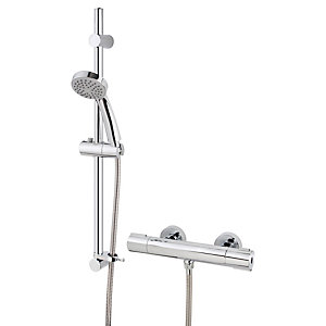 Origin Plus Mixer Shower Thermostatic Best Price, Cheapest Prices