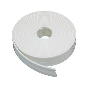 Homelux Bath Seal White Flexible 3.5m