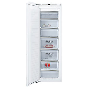 NEFF 177cm High Integrated Frost Free Freezer GI7813EF0G