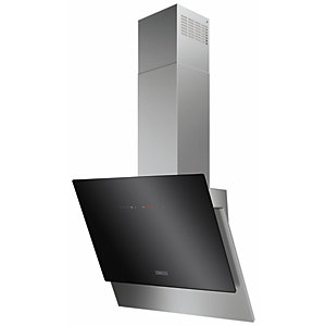 Zanussi Black Screen/Chimney Hood ZFV916Y