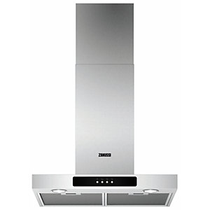 Zanussi Stainless Steel Chimney Hood ZFT516X