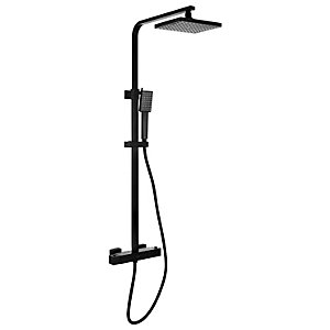 Bristan Bar Mixer Shower with Diverter Black Best Price, Cheapest Prices