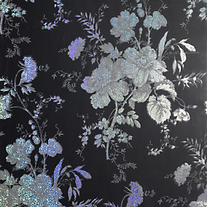 Arthouse Bijoux Charcoal Wallpaper 10.05m x 53cm