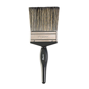 Harris Timbercare Exterior Woodcare Brush - 4in