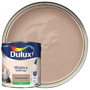 Dulux - Cookie Dough - Silk Emulsion Paint 2.5L