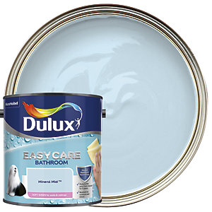Dulux Easycare Bathroom - Mineral Mist - Soft Sheen Emulsion Paint 2.5L