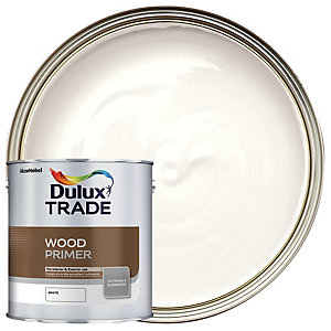 Dulux Trade Wood Primer - White 1L