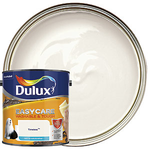 Dulux Easycare Washable & Tough - Timeless - Matt Emulsion Paint 2.5L