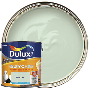 Dulux Easycare Washable & Tough - Willow Tree - Matt Emulsion Paint 2.5L