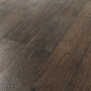 Wickes Formosa Antique Chestnut Laminate Flooring - 1.73m2 Pack