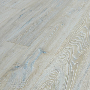 Kronospan Colorado Grey Oak Laminate Flooring - 2.22m2 Pack