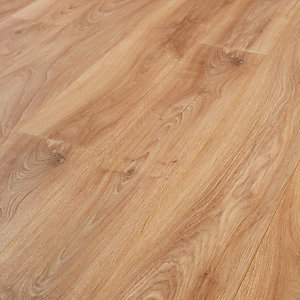 Kronospan Historic Oak Laminate Flooring - 1.73m2 Pack
