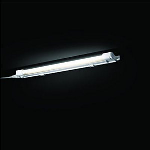 Wickes T5 343mm Under Cabinet Fluorescent Striplight - 8W