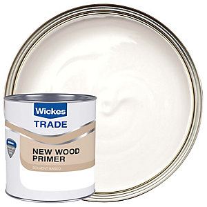 Wickes Trade Metal Primer White 1L