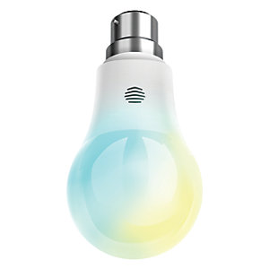Hive Active LED B22 Cool to Warm Light Bulb - 9W