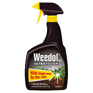 Image of Weedol Ultra Tough Ready to Use Weed Killer - 1L