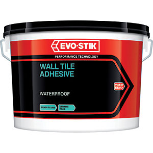 Evo-Stik Wall Tile Waterproof Adhesive 2.5L