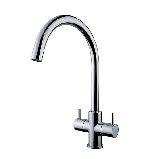 Wickes Kumai Monobloc Kitchen Sink Mixer Tap -