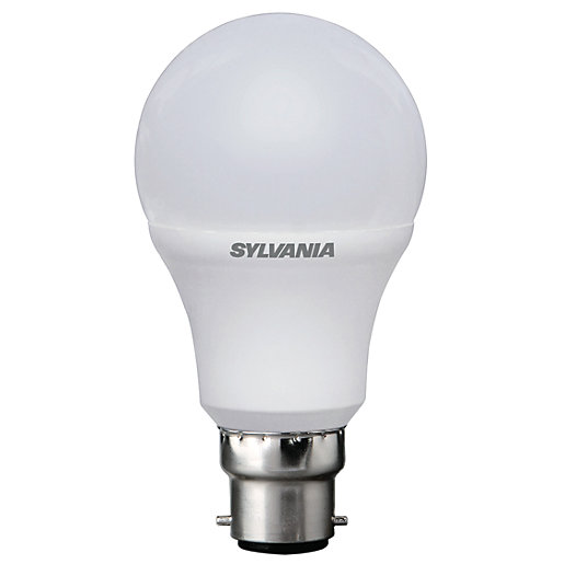Sylvania LED GLS Non Dimmable Frosted B22 Light
