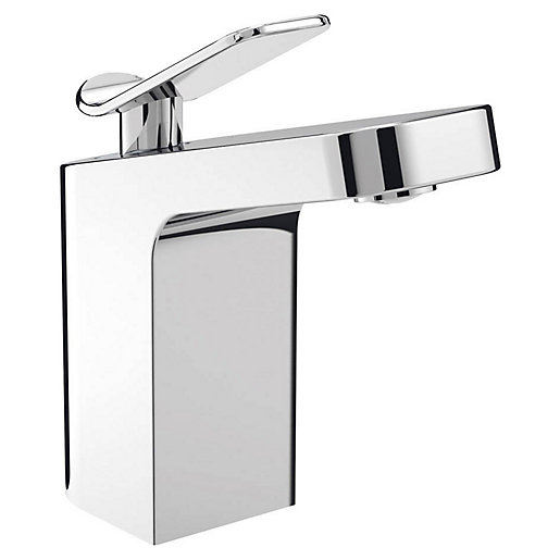 Bristan Alp 131mm Basin Mixer Tap - Chrome