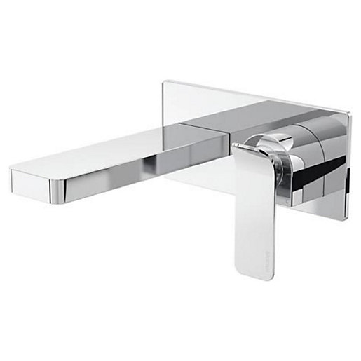 Bristan Alp 90mm Wall Mounted Mono Basin Mixer
