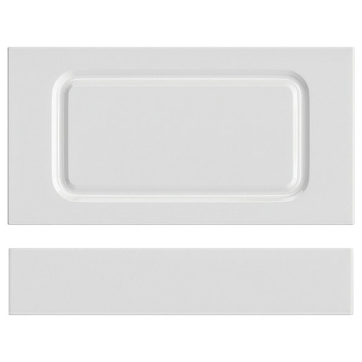 Wickes Traditional Wooden End Bath Panel - 700